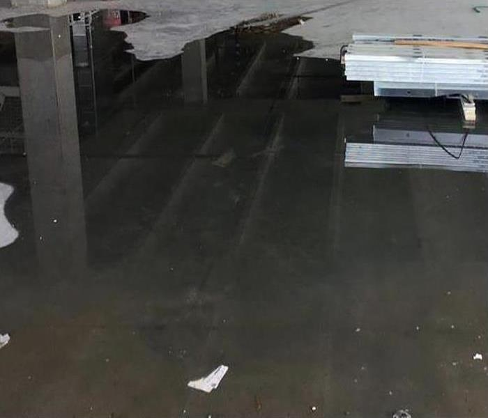 Commercial Water Damage Restoration In Harmon Before