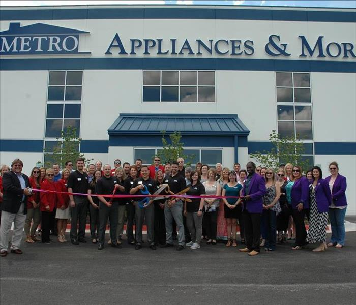 3 Chamber Ribbon Cutting