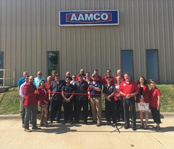 AAMCO Total Car Care Ribbon-Cutting