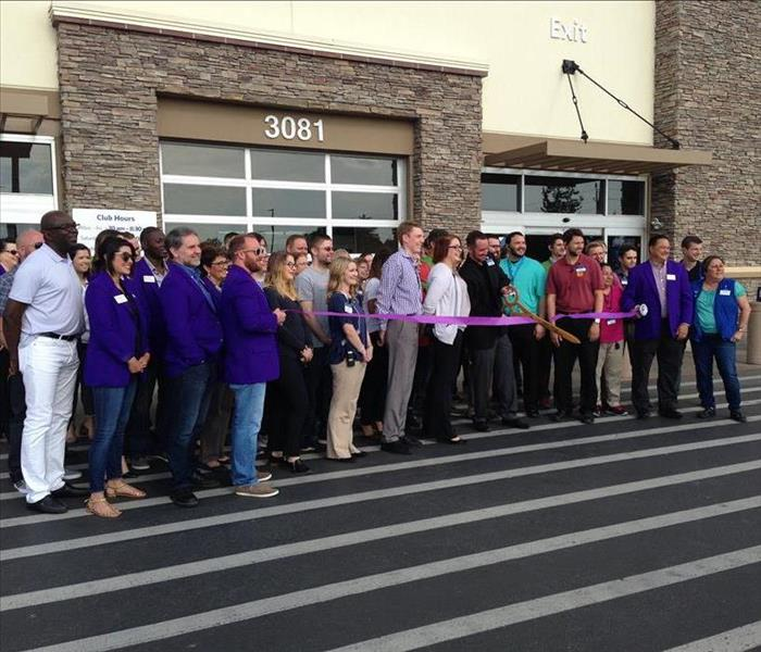Sam's Club Ribbon Cutting