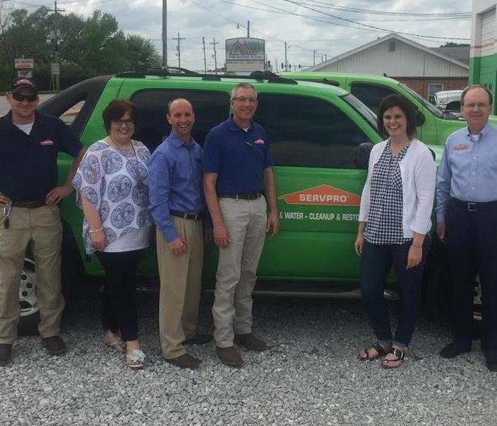 SERVPRO helps The Children's Safety Center
