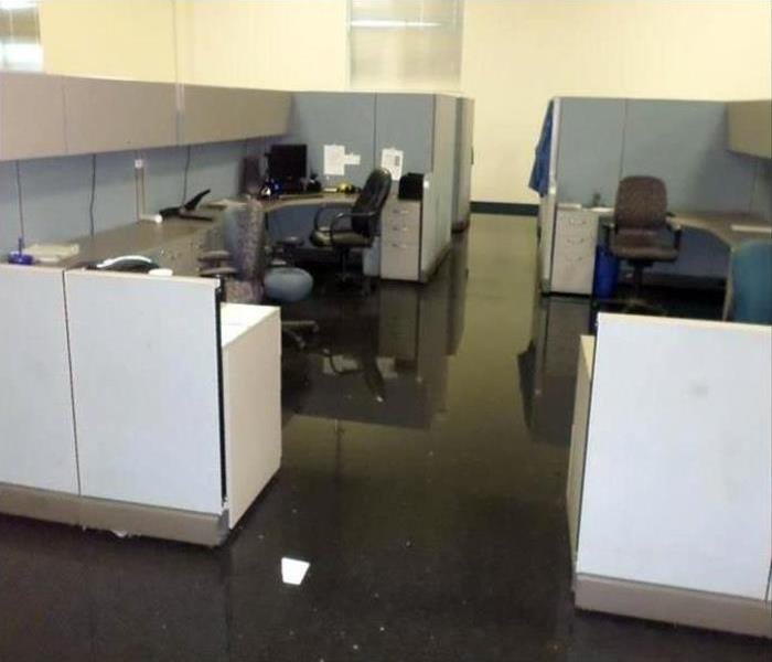 Commercial Water Damage Restoration In Fayetteville