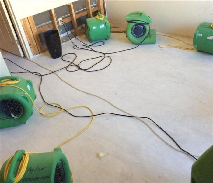 Springdale Water Damage Restoration
