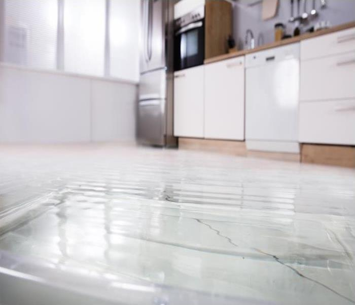 Water Damage Water Cleanup And Build-Back Restoration For Your Johnson Home