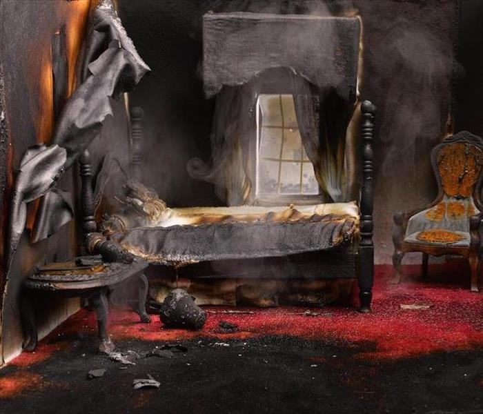 Fire Damage Quality Fire Damage Restoration Services Available For All Fayetteville Residents