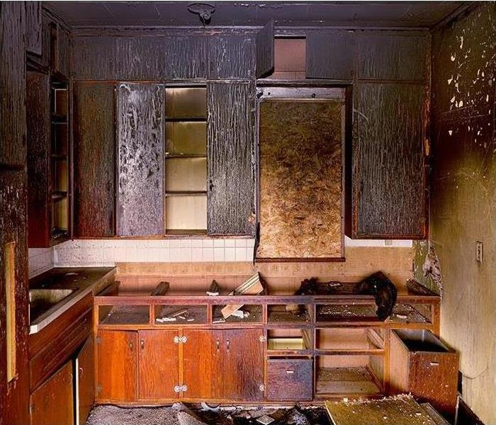 Why SERVPRO Full Fire Damage Restoration Services Available In Fayetteville