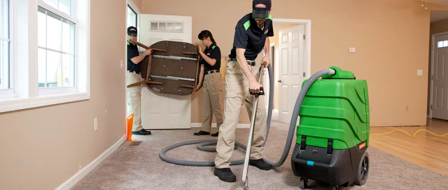 Fayetteville, AR residential restoration cleaning